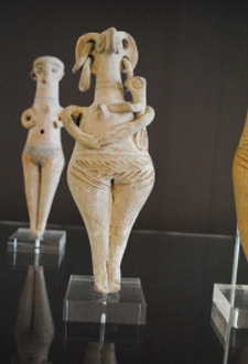 Mesopotamian sculptures