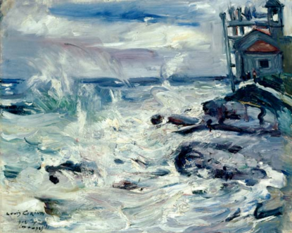 German artist (and stroke victim) Lovis Corinth