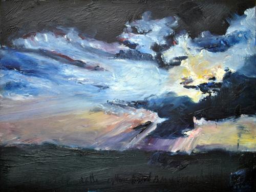 Storm at Malamerenda